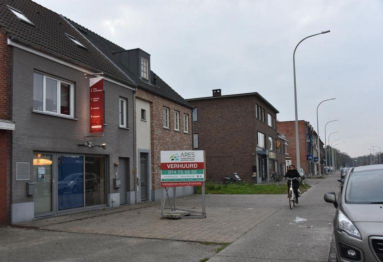 Fietsenwinkel Olcay aan de Antwerpsesteenweg in Vosselaar.