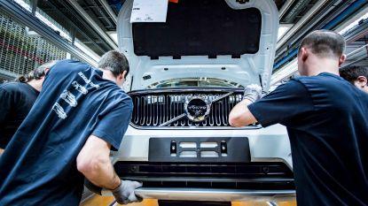 Volvo Cars zet beursgang door