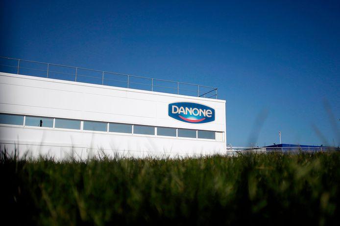 Een vestiging van Danone, hier in het westen van Frankrijk.