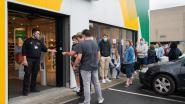 Brantano voor eerst open sinds aangekondigde uitverkoop: wel heel lange rij, maar geen chaos
