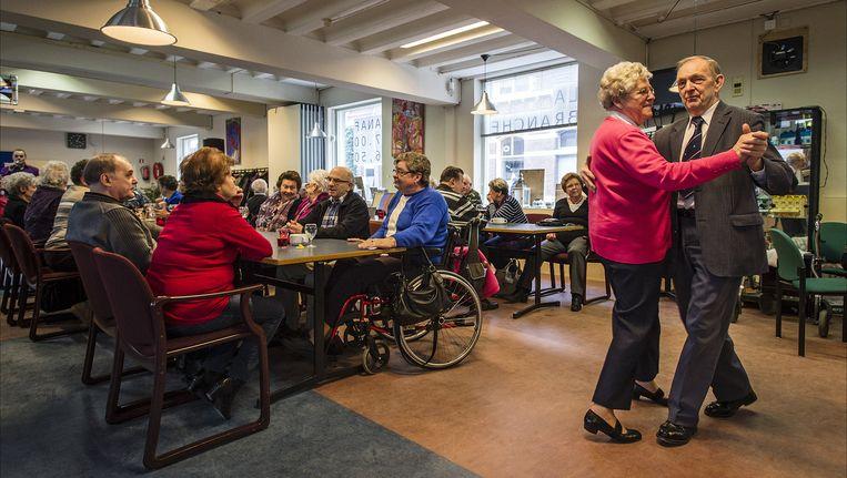 Overal in Nederland wordt bezuinigd op buurthuizen. Beeld anp