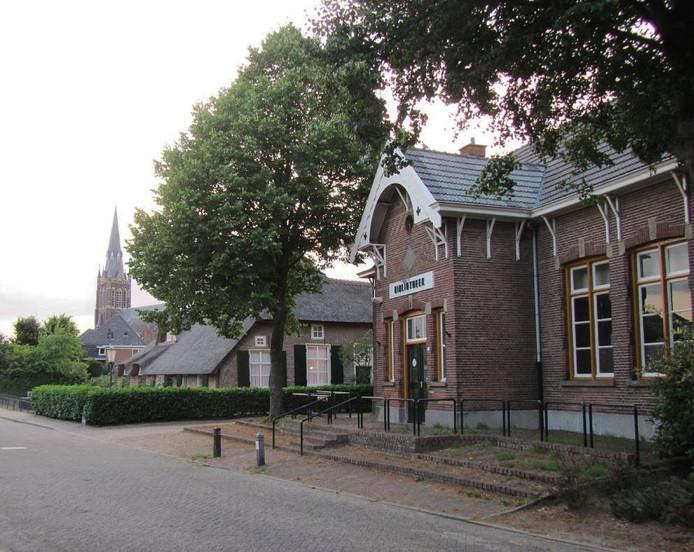 Het Grienselhof in Den Dungen.