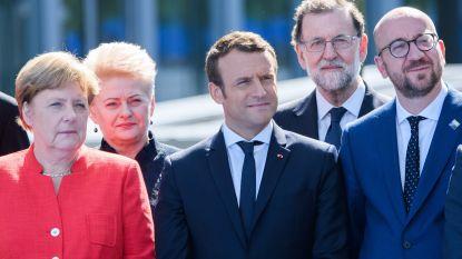 Europese leiders buigen zich volgende week in Brussel over brexit