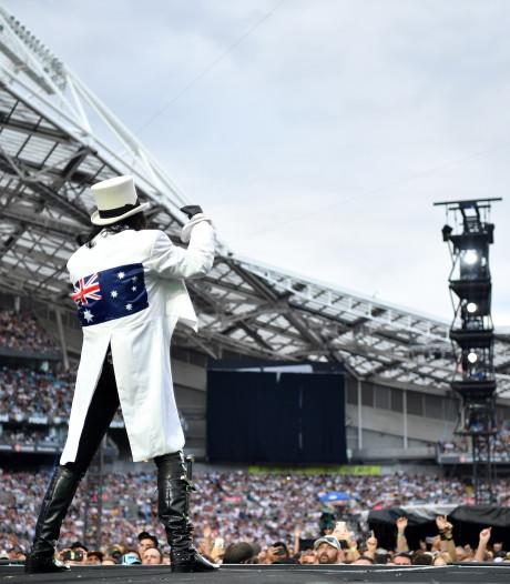 Teller benefietconcert Australië staat op 9,5 miljoen dollar