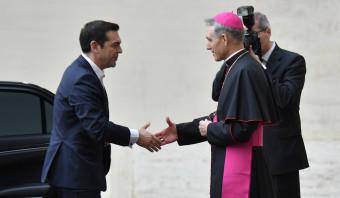 Pracht, praal en pruillippen op EU-top in Rome