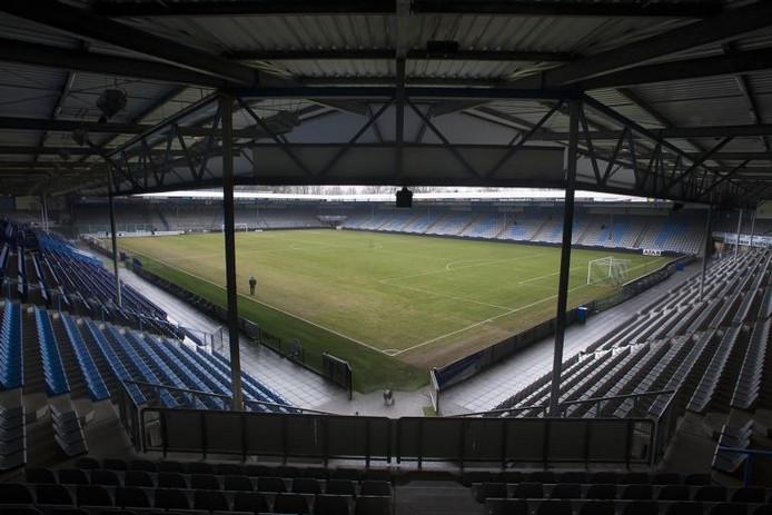 Stadion De Vijverberg Doetinchem Wordt Multifunctioneel