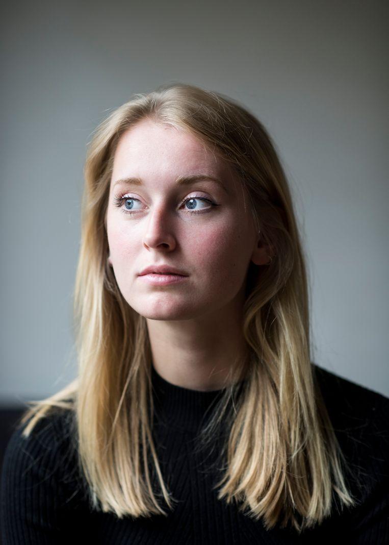 Sandra Ploeg: 'We zijn volwassen geworden zonder vangnet.' Beeld Linelle Deunk