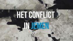 Explainer: Het conflict in Jemen uitgelegd