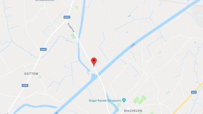 Ongeval tussen drie fietsers: 51-jarige man zwaargewond