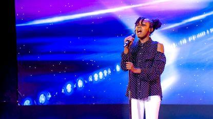 Van kerkkoor naar Belgium's Got Talent: Antwerpse Karista (11) is ingeschreven zonder dat ze het wist
