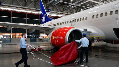 Luchtvaartmaatschappij SAS plant helft personeel te ontslaan