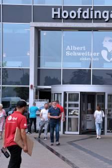 Geen gedwongen ontslagen in Albert Schweitzer ziekenhuis