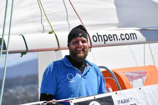 Hoe bar en boos de omstandigheden soms ook waren tijdens de Golden Globe Race, voor Mark Slats waren er ook volop momenten om kalmpjes te genieten op zee.