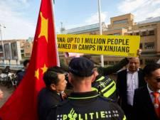 Demonstrant Amnesty belaagd door aanhangers Chinese premier