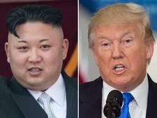 'Rocket man' vs 'dotard': wie wint de twitterstrijd tussen Trump en Kim Jong-un?