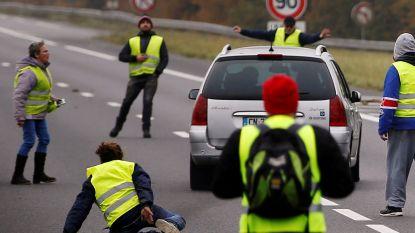 Verkeer richting Franse skioorden krijgt zaterdag mogelijk te maken met gele hesjes