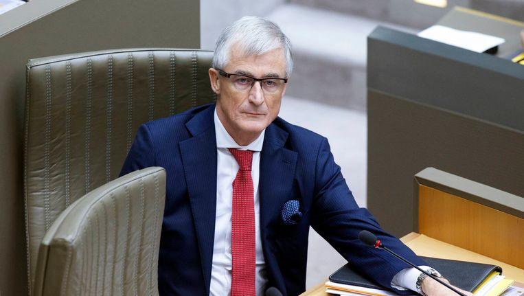Vlaams Minister-President Geert Bourgeois