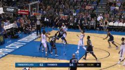 NBA-speler uitgelachen op sociale media: twee air balls op rij vanop vrijworplijn (en dat breekt team zuur op)