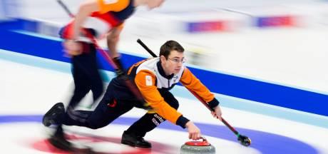 Curlingmannen beginnen EK met nederlaag
