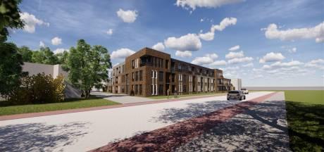 Nieuw appartementencomplex aan Loopkantstraat Uden, deels begeleid wonen