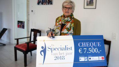 Greta Dereymaeker verkozen tot Specialist van het Jaar