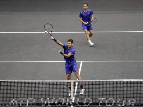 Koolhof en Sitak bereiken de halve finale in Sao Paulo