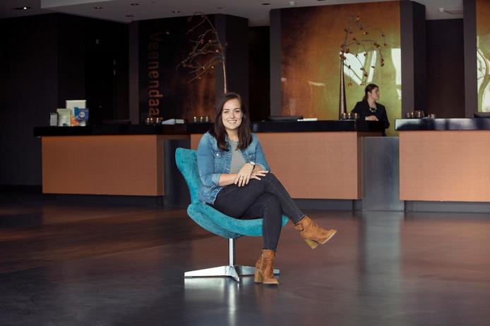 Nicole van Roekel.