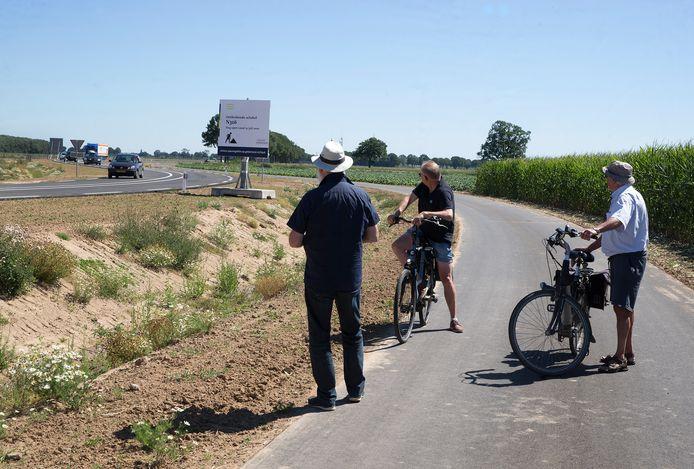 De 'Ontbrekende Schakel' tussen Zeddam en 's-Heerenberg is open.