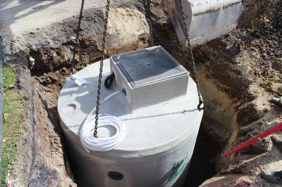 Bij nieuwbouw is een regenwaterput van minstens 5.000 liter verplicht in Vlaanderen.