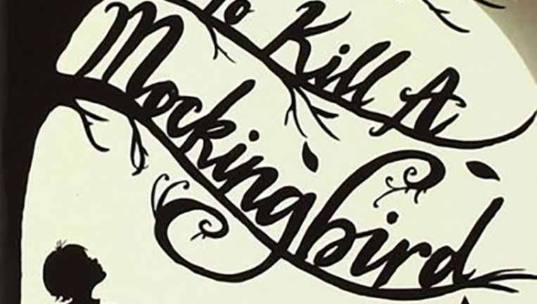 De cover van het boek To Kill a Mockingbird Beeld screenshot
