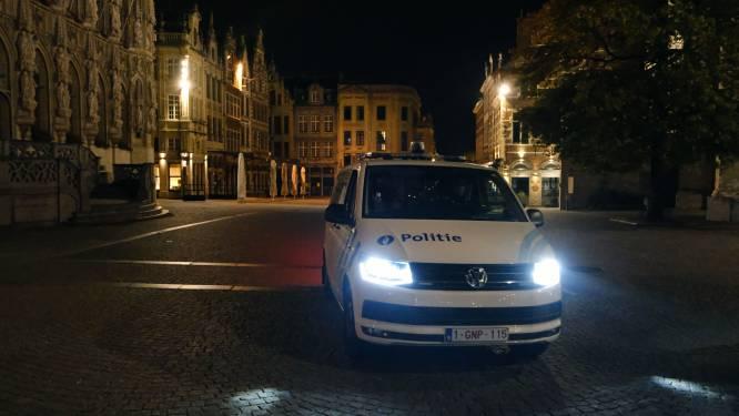 Leuvense politie schrijft opvallend weinig corona-pv's uit