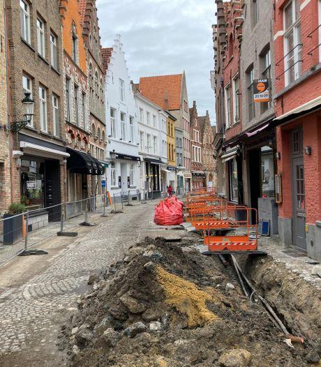 """Sint-Amandsstraat ondergaat metamorfose: """"Willen de straat gezelliger dan ooit maken"""""""