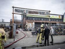 Brand in bedrijfspand Ootmarsum: zes scooters naar de schroot