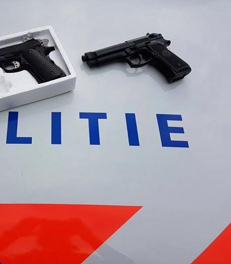 Man aangehouden voor wapenbezit in Eindhoven