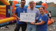 Organisatie 24 uren van Leke geeft 1.500 euro  aan Stichting tegen Kinderarmoede