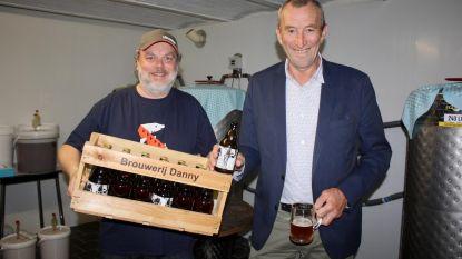Ferdi Van den Haute heeft voortaan eigen biertje
