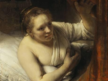 Simone van der Vlugt hekelt rol van Rembrandt in affaire: zijn liefje in Gouds tuchthuis