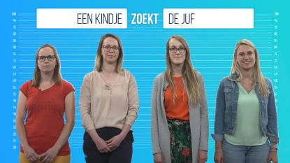 Wie is de échte juf in deze line-up?