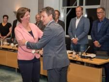 Annebeth Evertz maakt het college van Kapelle weer compleet