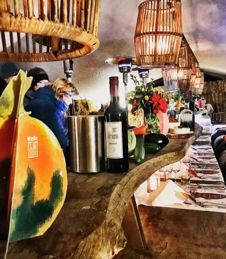 Libelle opent pop-uprestaurant in Apeldoorn