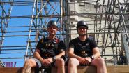 """Brandweermannen bouwen mee aan Maanrock: """"Of je nu van Sint-Rombouts valt of van dit podium, het is even dodelijk"""""""