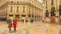 """Vlaamse in Milaan getuigt: """"De stad loopt leeg"""""""