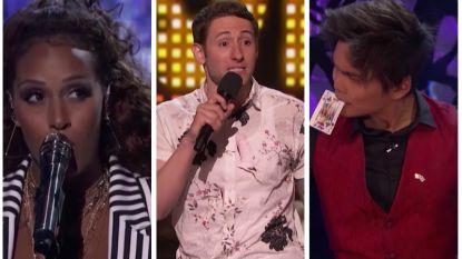 De eerste 5 finalisten van 'America's Got Talent' op een rij