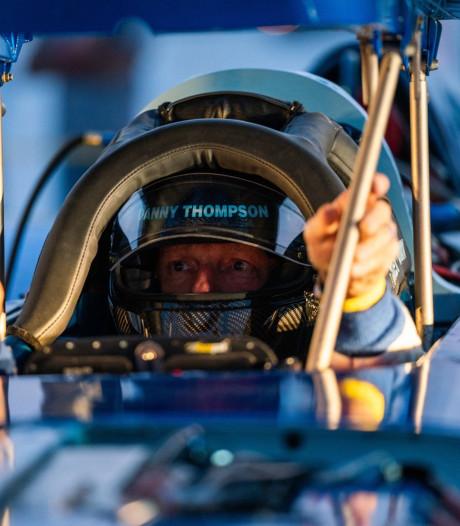 Man rijdt recordrit van 722 km/u in de auto van zijn overleden vader