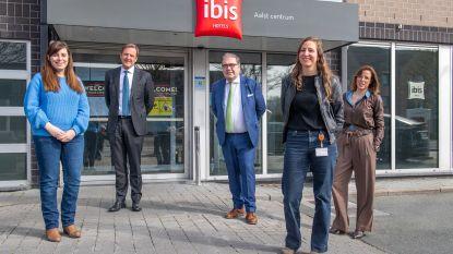 """Keuze voor Ibis-hotel Aalst als schakelcentrum volgens Erpe-Mere """"5x duurder dan beter alternatief en gevolg van gelobby"""""""