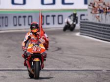 Marc Marquez remporte le GP de Saint-Marin, Quartararo 2e