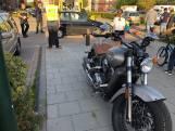 Motorrijdster gewond bij val na ongeluk in Raamsdonksveer