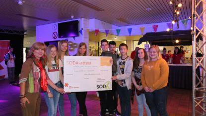 SODA-festival als beloning voor stipte leerlingen