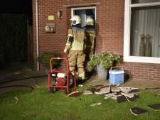 Wierdense Anita en kinderen erg geschrokken na woningbrand: 'Kon niet ademhalen'