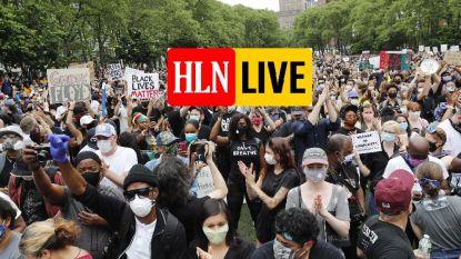 HLN LIVE. Beroemdheden en politici zakken af naar herdenkingsdienst George Floyd
